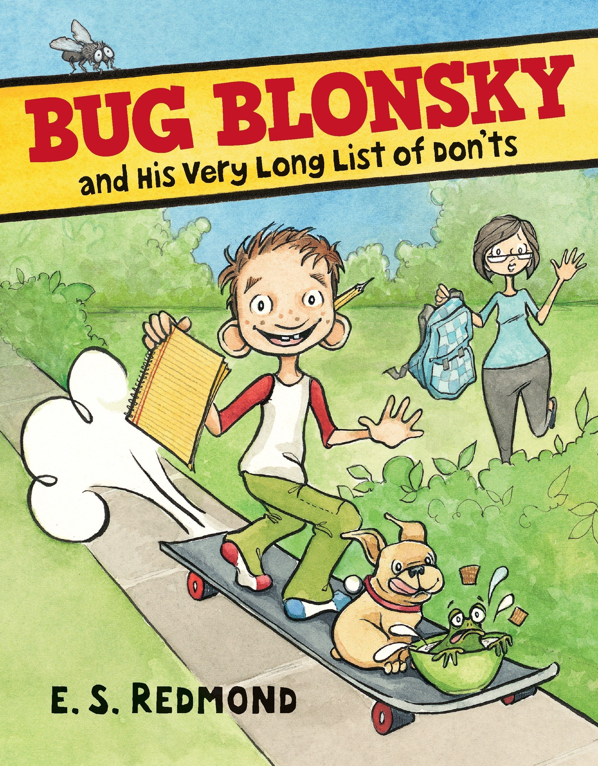 Bug Blonsky and His Very Long List of Don'ts PDF