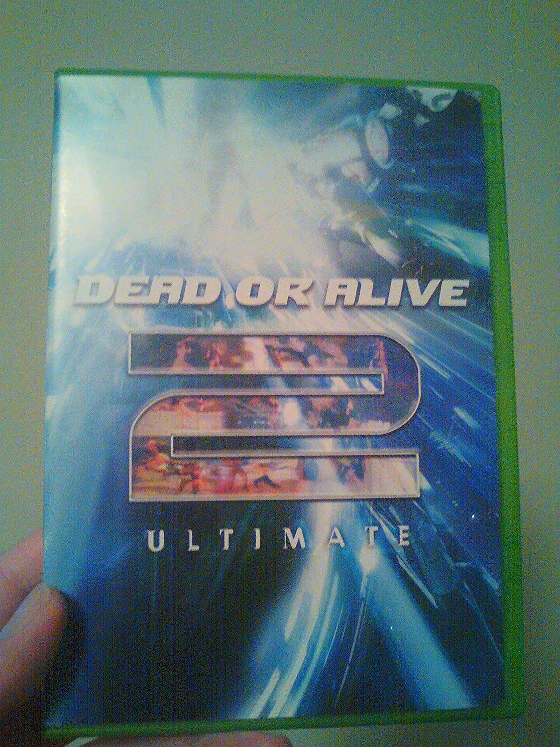 Amazon Com Dead Or Alive 2 Ultimate Xbox Video Games