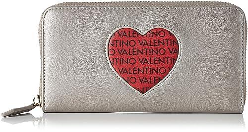 Valentino by Mario - Love, Carteras Mujer, Grau (Gun Metal ...