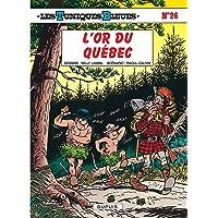 Tuniques Bleues Les 26  L'or du Québec