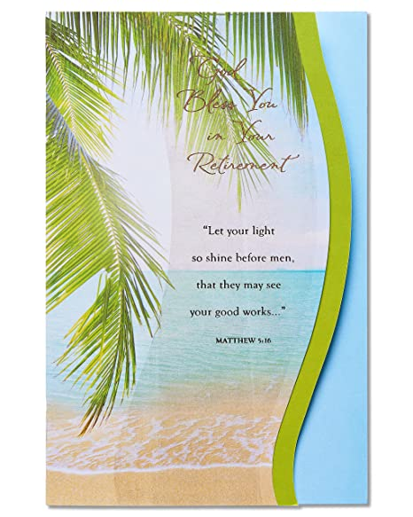 Amazon.com: American Greetings Religiosa tarjeta de ...