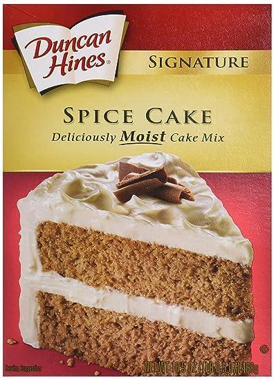 Yellow cake mix duncan hines