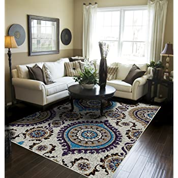 Amazon Com Area Rugs 5x7 Clearance Under 50 Home Amp Kitchen