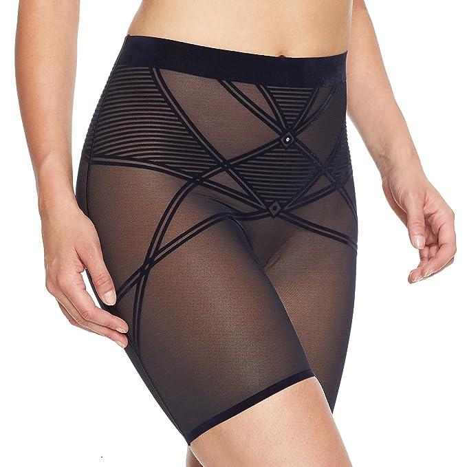 2f220f97e49c5 Nancy Ganz Women s Sheer Decadence Shaper Short  Amazon.com.au  Fashion