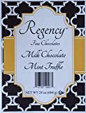 Regency Fine Chocolate Truffles, Milk Chocolate