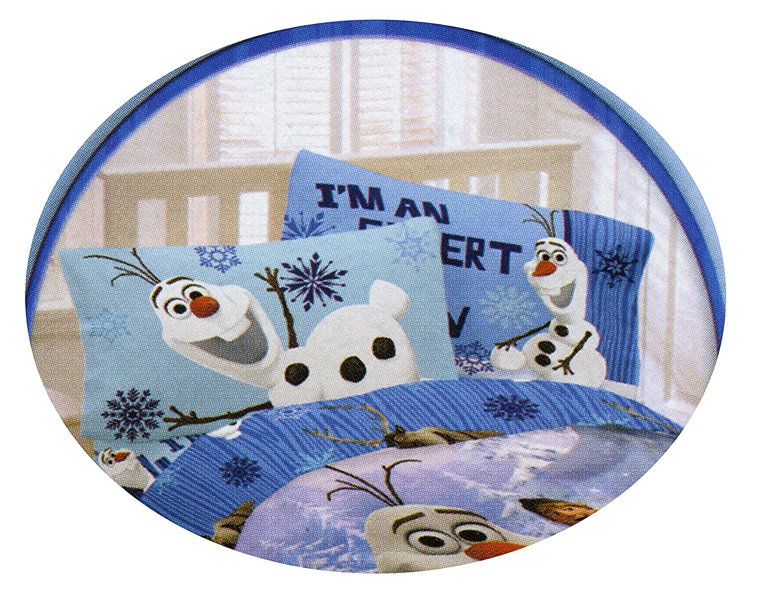 Disney Frozen Kid's Reversible Pillowcase - Olaf