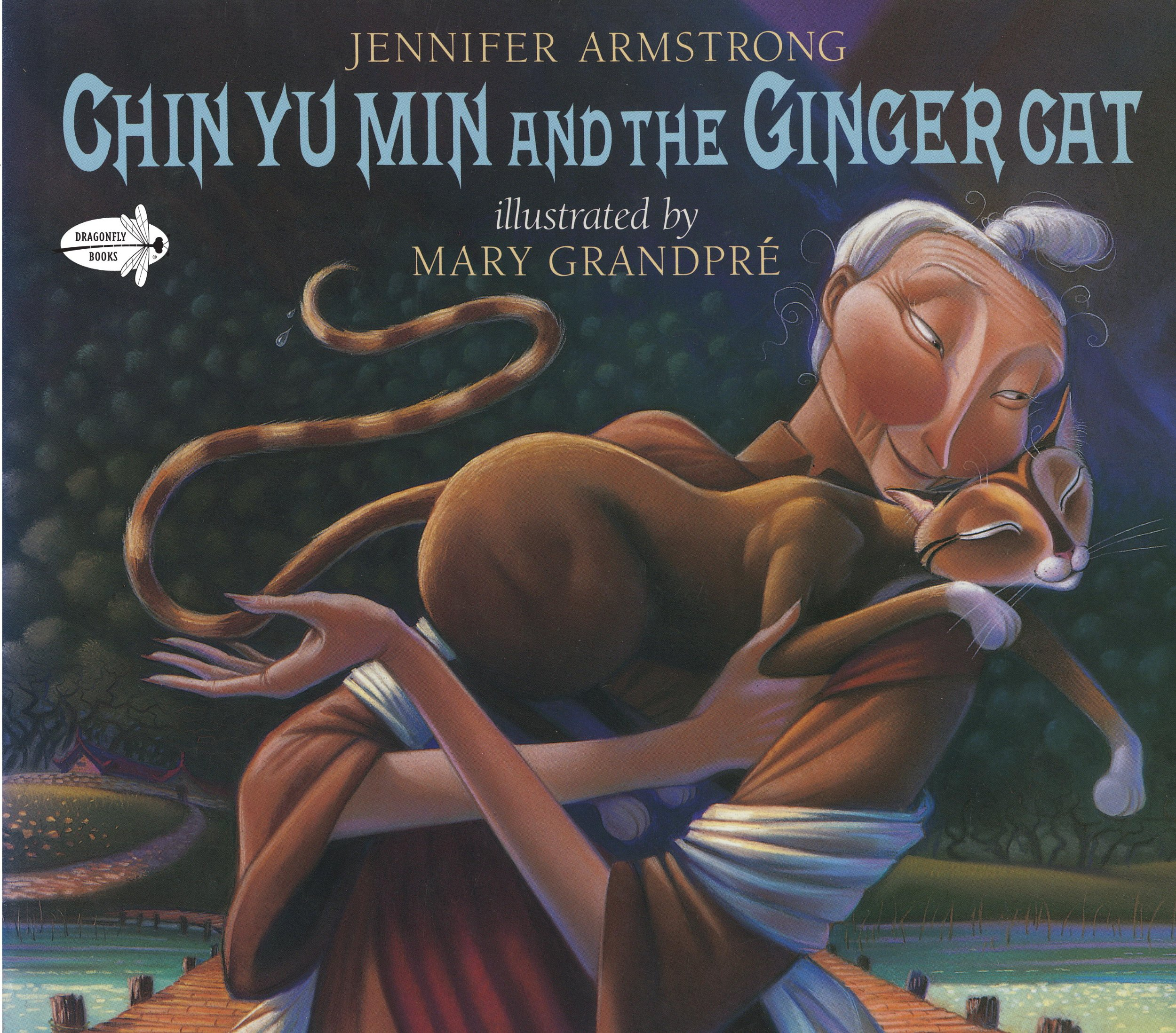 Read Online Chin Yu Min and the Ginger Cat pdf