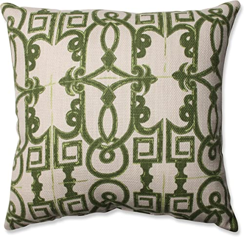 Pillow Perfect Seville Olive Throw Pillow, 16.5