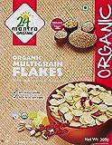 24 Mantra Organic Multi Grain Flakes, 300g