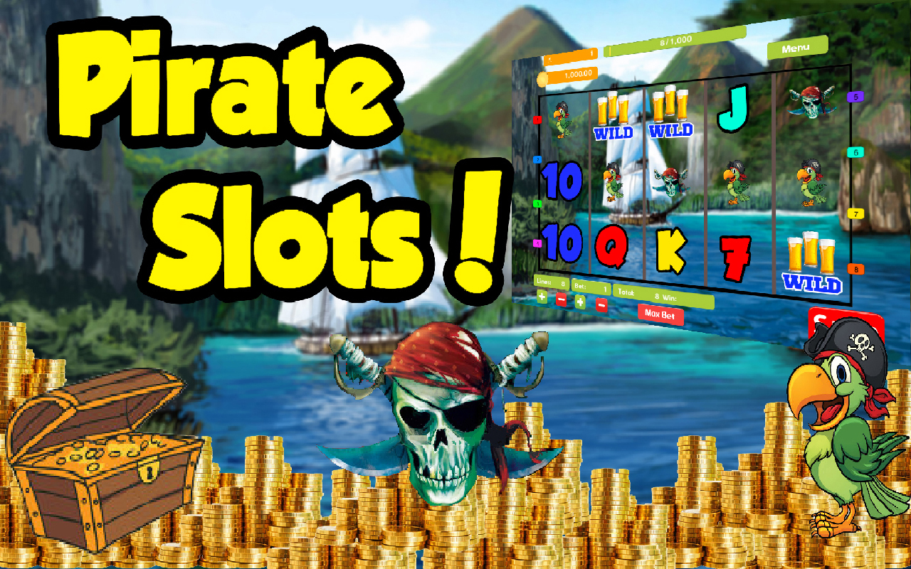 Amazon Com Pirate Ship Kings Poker Slot Machine Deluxe Max Bet Mega Lucky Win Free Las Vegas Casino Slot Poker Progressive Jackpot Bonus Poker Machine Game Appstore For Android