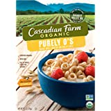 Cascadian Farm, Cereal, Purely O'S, Organic, 9 oz