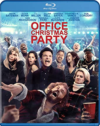 Marvelous Office Christmas Party [BD/DVD/Digital HD Combo] [Blu Ray