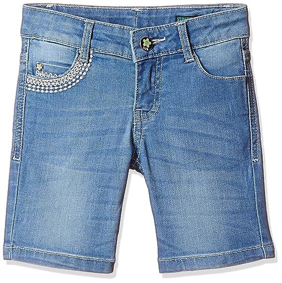 United Colors of Benetton Girls' Shorts Girls' Shorts at amazon