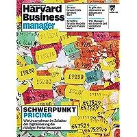 Harvard Business Manager 11/2018: Schwerpunkt Pricing