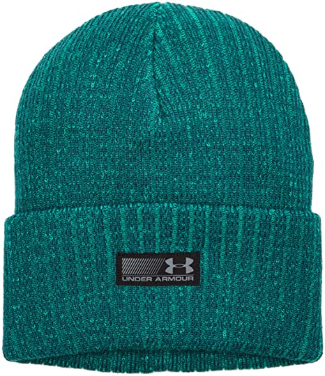 5a8f6b276d3f53 Amazon.com: Under Armour Men's Truck Stop Beanie: Clothing