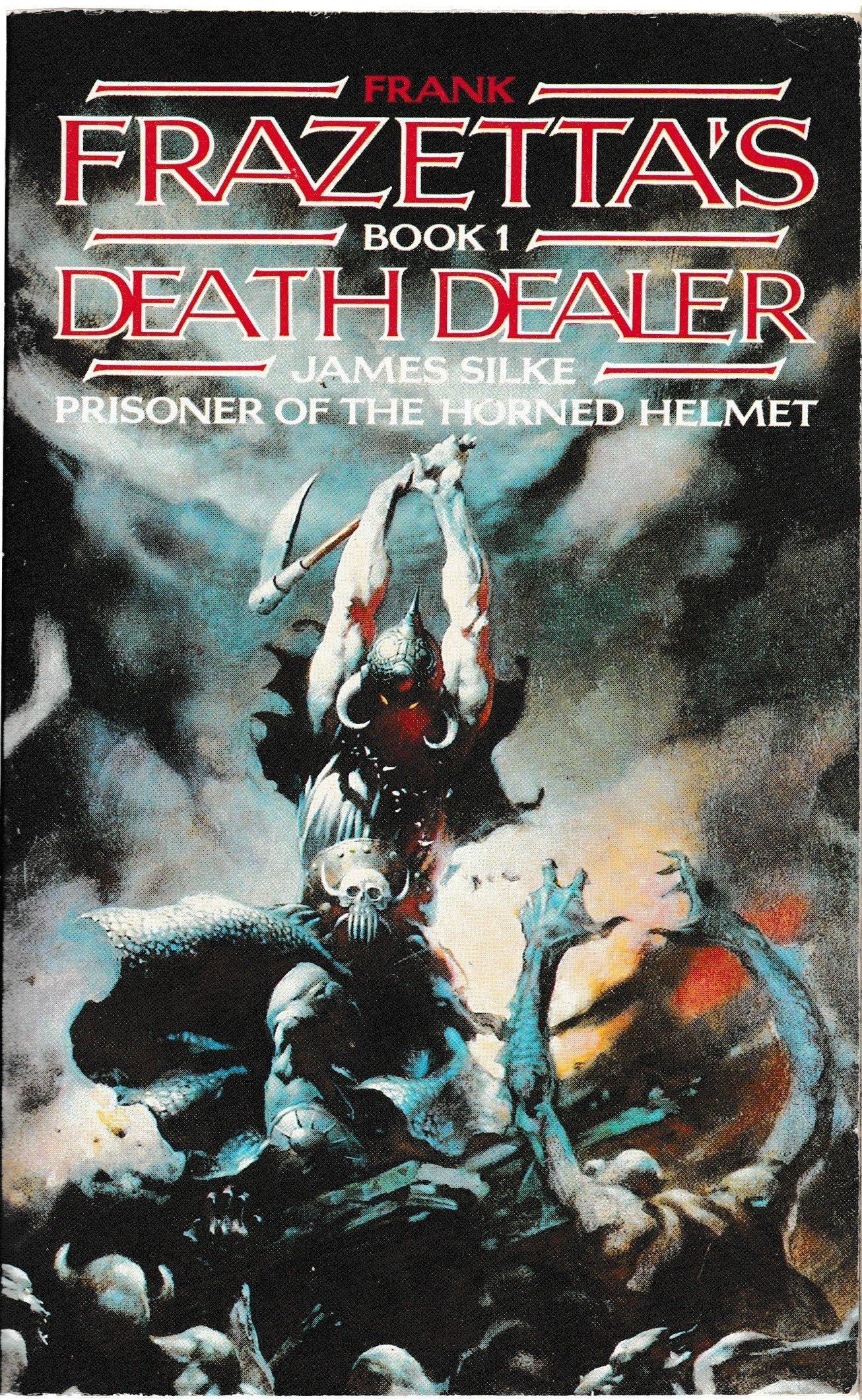 Prisoner Of The Horned Helmet Frank Frazettas Death Dealer 1 By James Silke