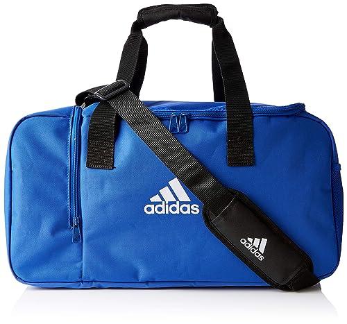 adidas Gym Bag TIRO DU S, bold bluewhite, One Size, DU1986
