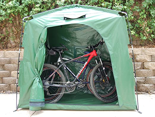 The YardStash IV   Heavy Duty Outdoor Storage Shed Tent