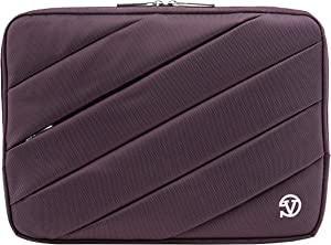 Protective Travel Carrying Case Laptop Sleeve (Purple, 11.6 to 12.5 inch) for Lenovo IdeaPad, ThinkPad, Yoga, ChromeBook, N Series
