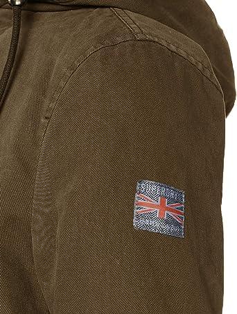 Superdry Damen Rookie Sherpa Multi Jacket Mantel