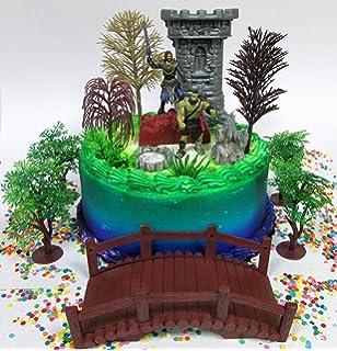 Amazoncom World Of Warcraft Edible Cake Topper 10 X 16 12