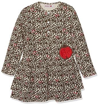 boboli Knit Stretch Dress For Baby Girl Vestido, (Flor Manchas ...
