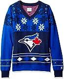MLB Women's V-Neck Sweater