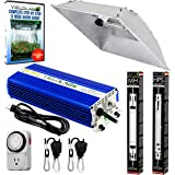 Yield Lab Pro Series HPS+MH 600W XL Hood Double Ended Complete Grow Light Kit