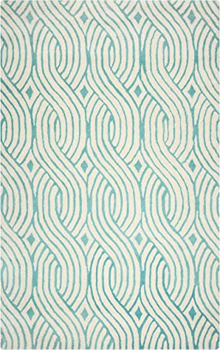Rizzy Home Bradberry Downs Collection JP8865 Hand-Tufted Area Rug