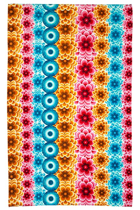 Desigual 51DL8A5 - Toalla A Juego Mandala