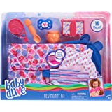 Baby Alive Mommy Kit Doll Accessories, Multicolor