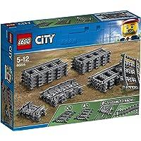 Lego City Binari, Colore, Taglia Unica, 60205