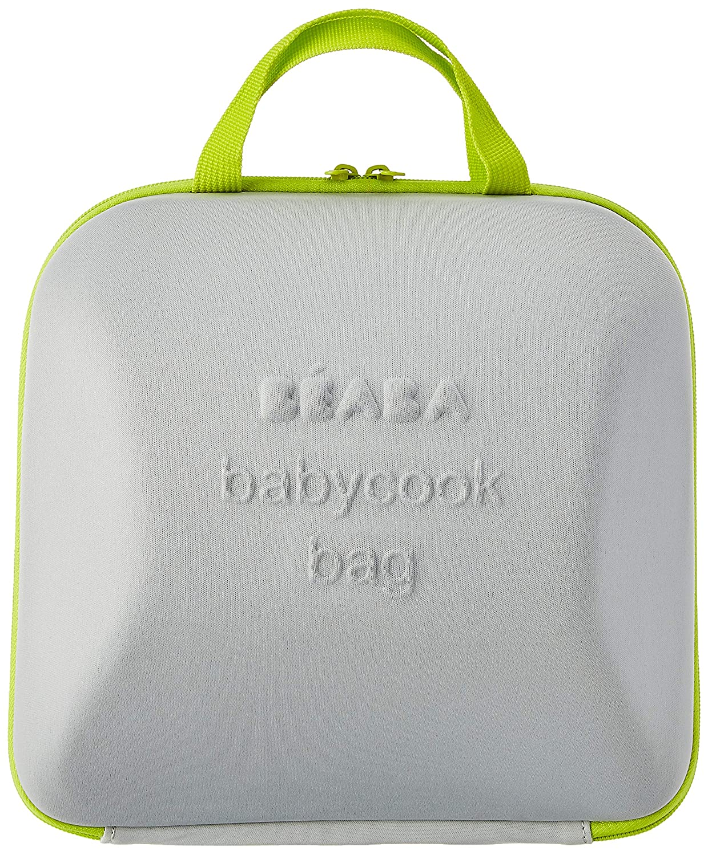 B/éaba Babycook Transporttasche grau//gelb