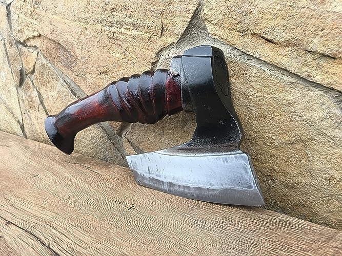 mens best gift mens birthday gift his birthday gift manly gifts Christmas gift,knife Mens gift viking axe axe handyman gift hatchet