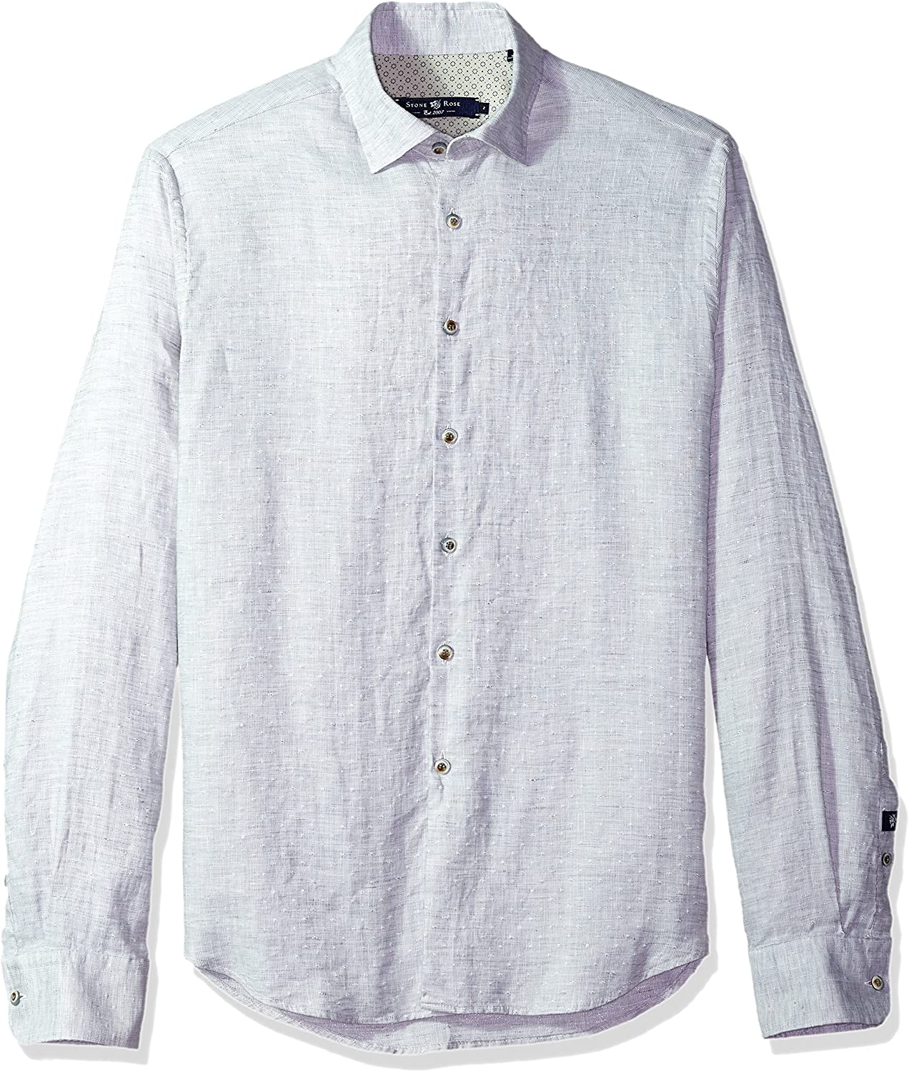Stone Rose Mens Contemporary Fit Sportshirt