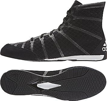 Adidas / Scarpa Adizero Boxe, Nero / Adidas Grigio, S77949: 59f3f0