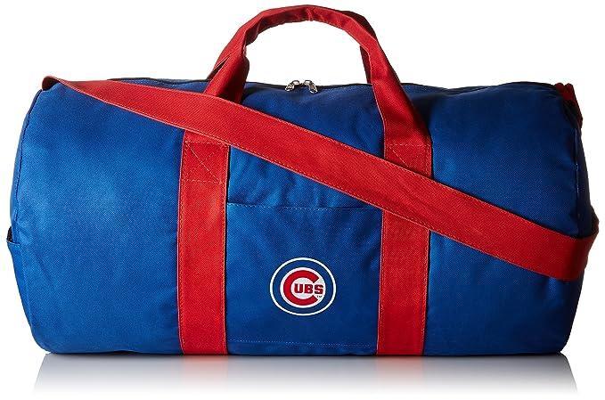 FOCO MLB Unisex Vessel Barrel Duffle Bag