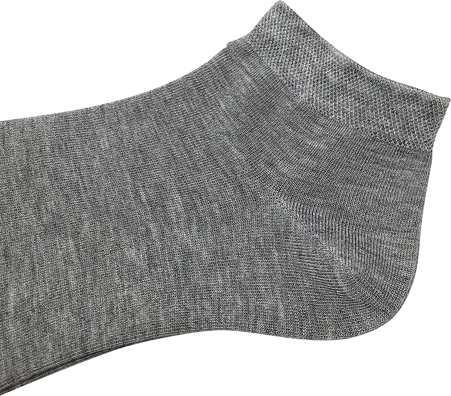 Bamboo Ankle Socks Men Ankle length athletic sock Comfort Cool softy Low Cut Sock