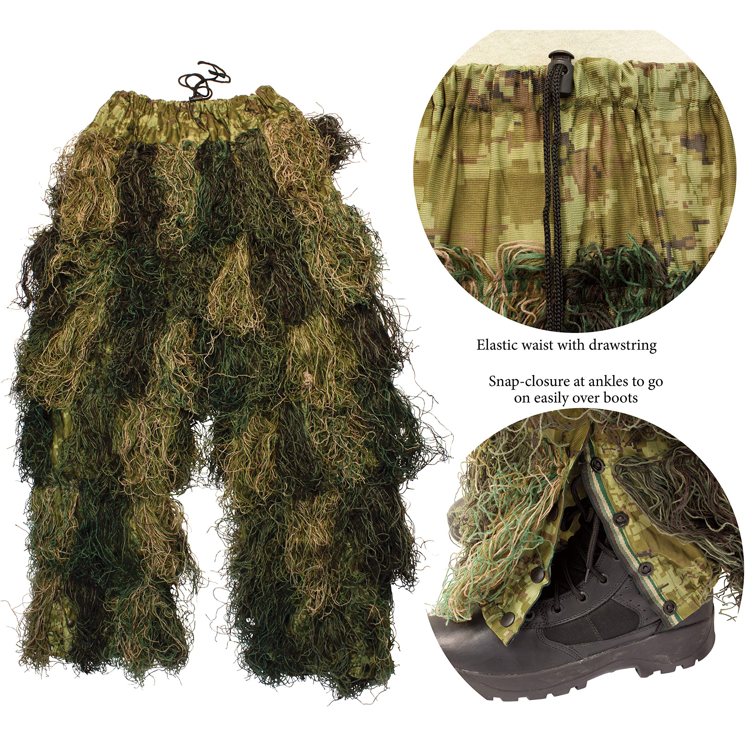 Red Rock Outdoor Gear - Ghillie Suit by Red Rock Outdoor Gear (Image #5)
