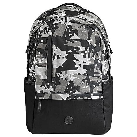 edca1645c2 Timberland Unisex Cohasset Classic Camo Backpack, Black Camo, One Size:  Amazon.ca: Luggage & Bags