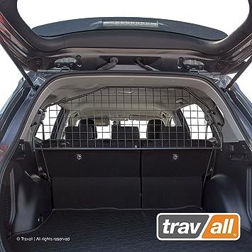 Travall Guard Hundegitter Tdg1417 Maßgeschneidertes Trenngitter In Original Qualität Auto