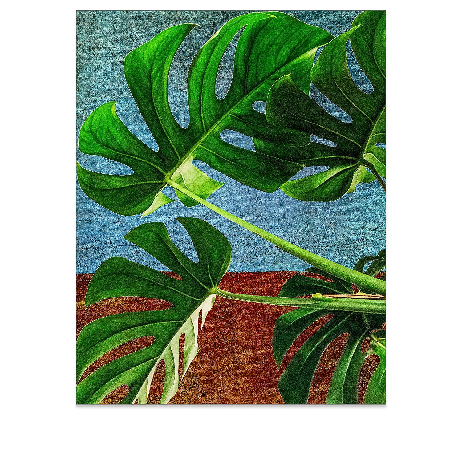 Amazon Com Monstera Leaf Wall Art Tropical Leaves Art Print Botanical Wall Decor Plant Pictures Nature Posters Farmhouse Wall Art Modern Date Palm Leaf Prints 8x10 Unframed Handmade The leaves are trending these days, marking summer vibes around. monstera leaf wall art tropical leaves art print botanical wall decor plant pictures nature posters farmhouse wall art modern date palm