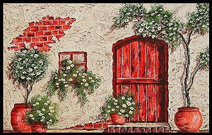 Buy WHITEWAVES Framed Window Side Scenery, 11