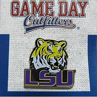 NCAA LSU Tigers Logo Pin