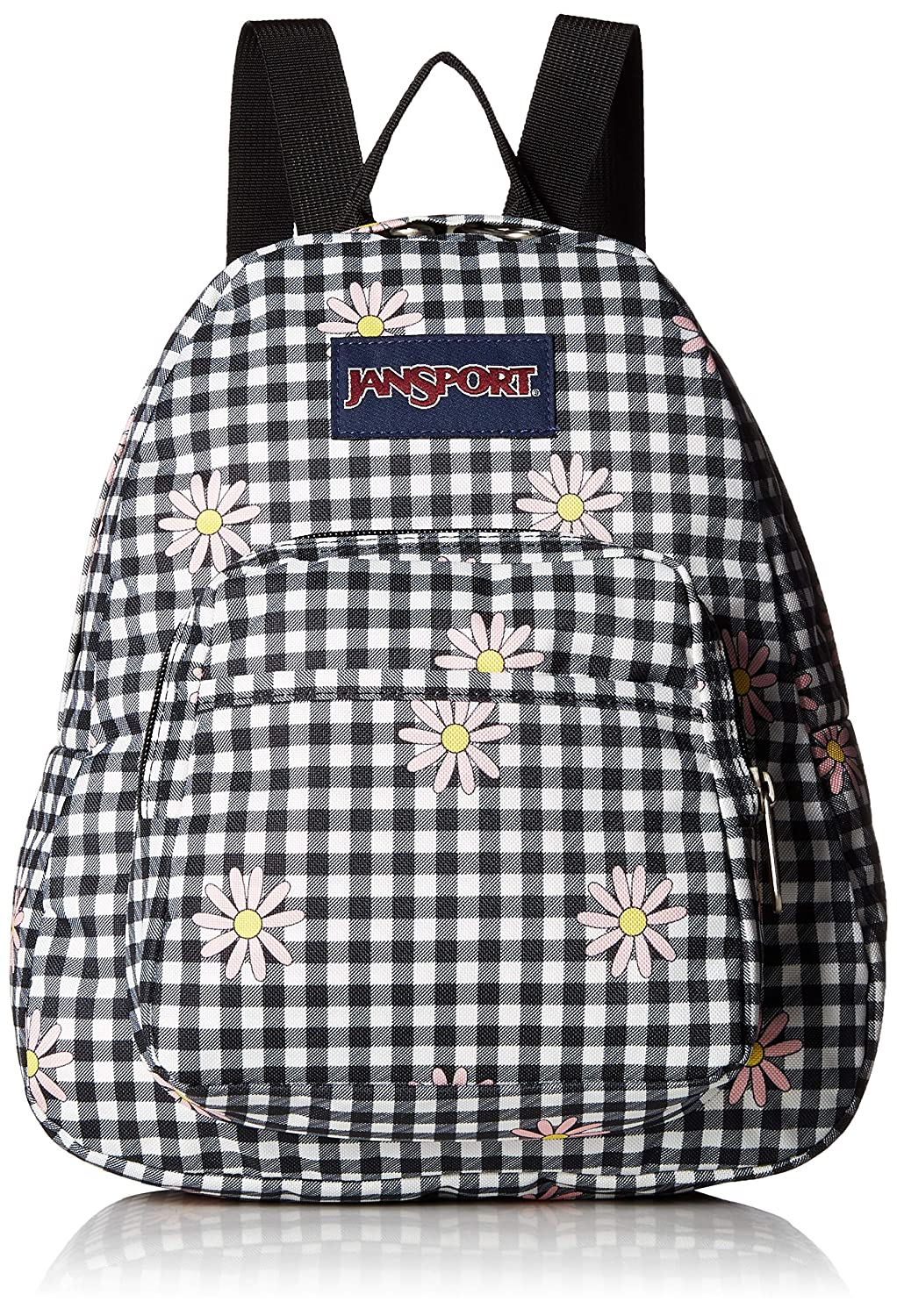 5be31c0ecf JANSPORT Half Pint Backpack Gingham Daisy  Amazon.co.uk  Sports   Outdoors