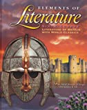 Elements of Literature: Sixth Course Literature of Britain With World Classics