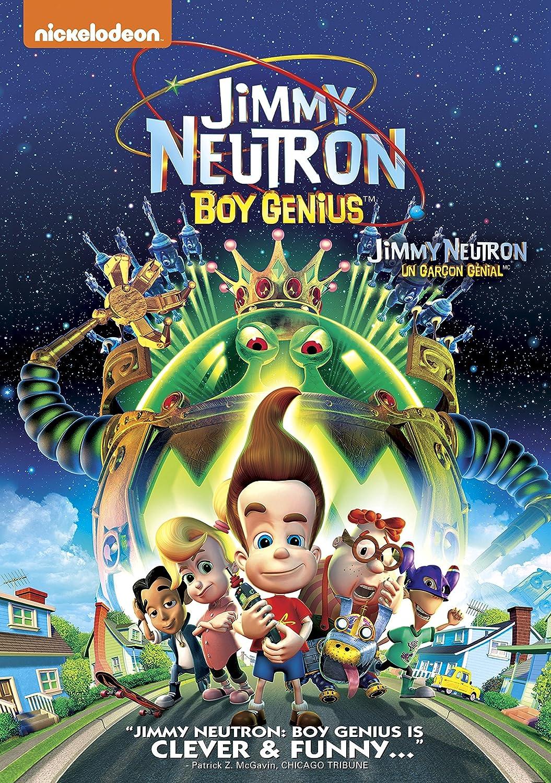 Jimmy Neutron: Boy Genius: Amazon.ca: DVD