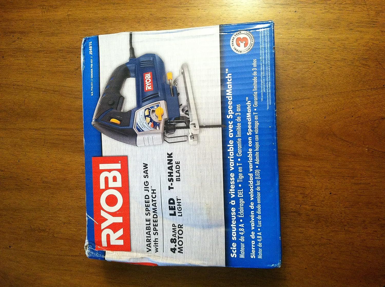 Ryobi 48 amp variable speed jigsaw power jig saws amazon greentooth Images