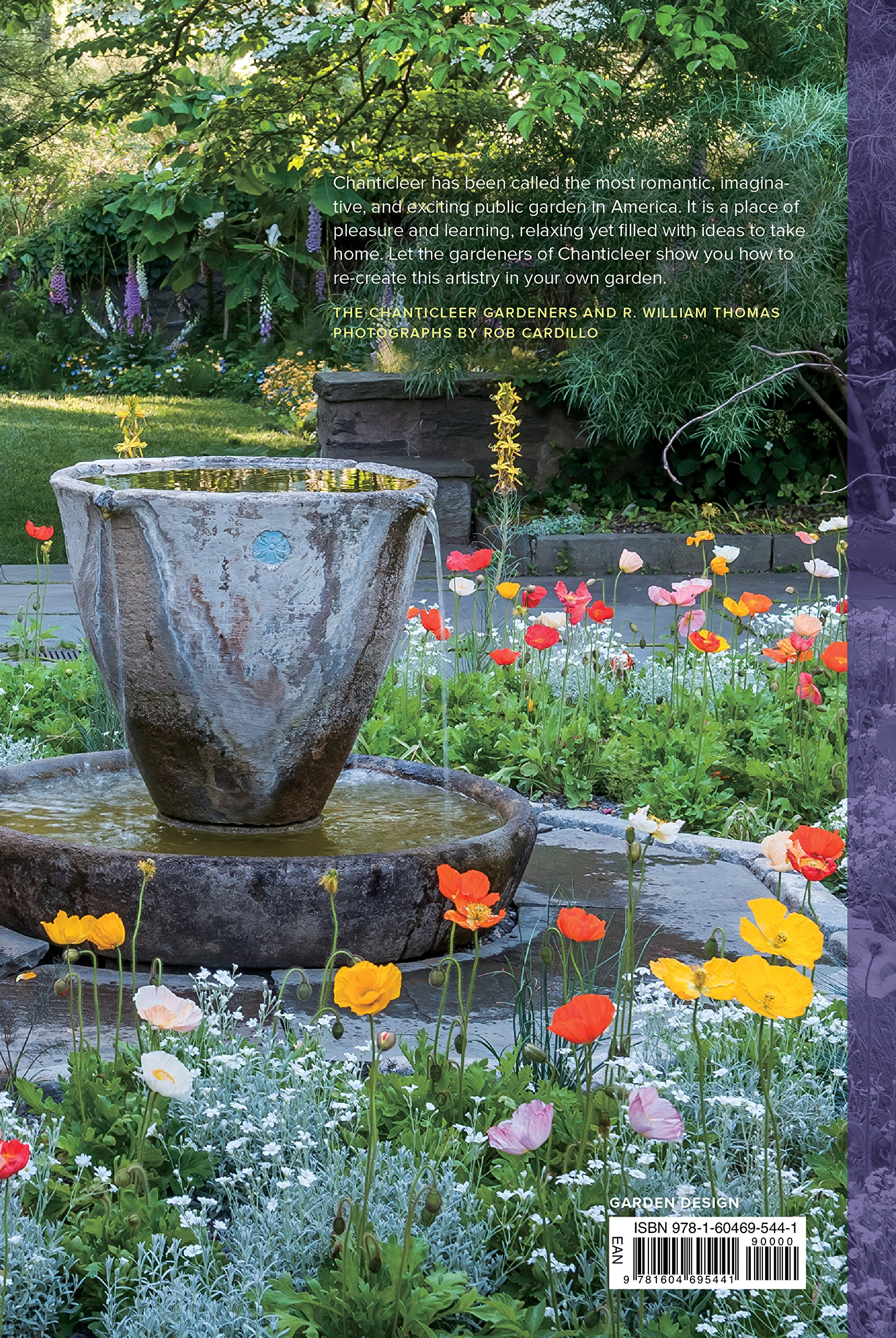 The Art Of Gardening Design Inspiration And Innovative Planting Techniques From Chanticleer R William Thomas 9781604695441 Amazon Books