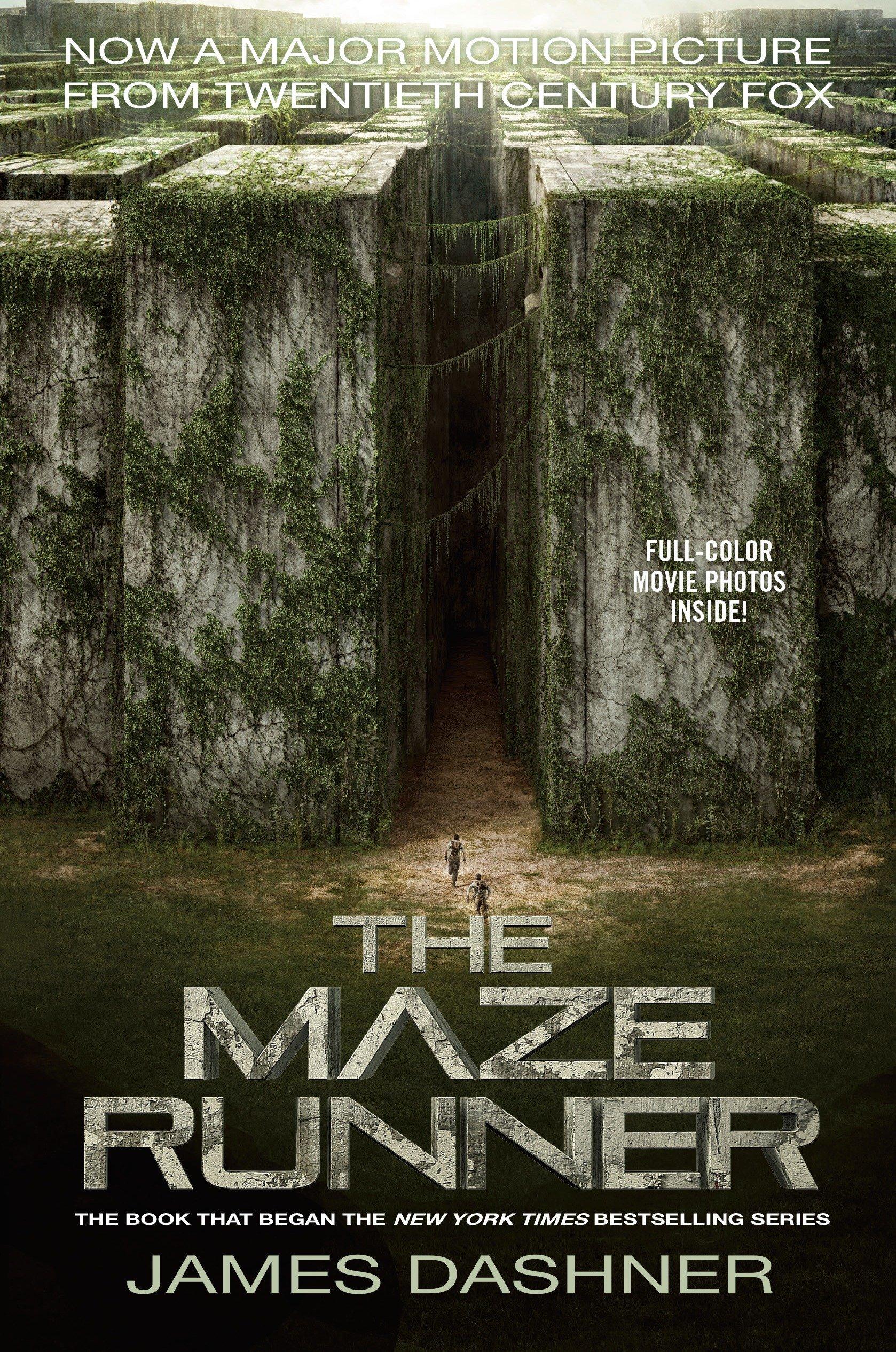 The Maze Runner Movie Tie In Edition Maze Runner Book One The Maze